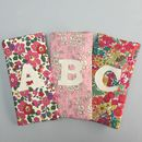 Liberty Print Monogrammed Glasses Case