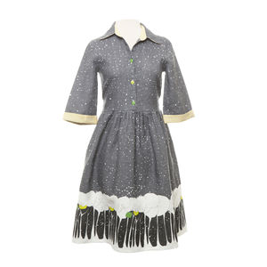 Doris Snowstorm Dress