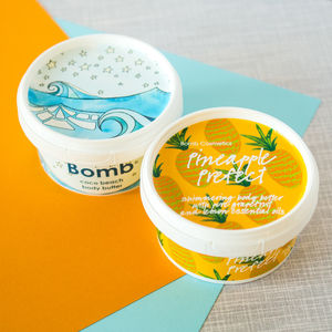 Delicious Scented Body Butter - gifts for her
