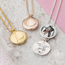 Graduation Gift Locket