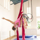 Aerial Silks Beginners Experience For One