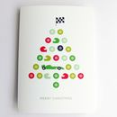 Formula One Christmas Card