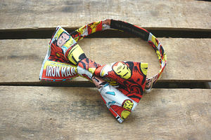 Iron Man Bowtie