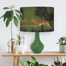 Leaping Leopard Lampshade, Multi Colours Available