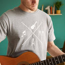 Personalised Adventure Hobbies T Shirt