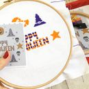 Halloween Cross Stitch Kit