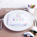 Wedding Alphabet Doodle Book