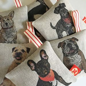 Favourite Dogs Lavender Bags