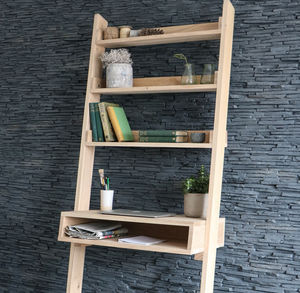 Hambledon Desk Ladder Raw Oak