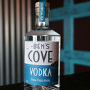 Personalised Cove Vodka