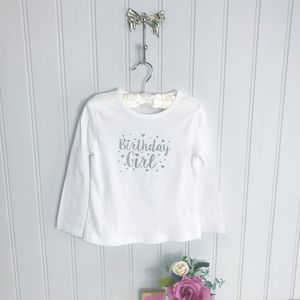 Birthday Girl Long Sleeve Two Colour Options