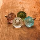 Adore Square Glass Knob