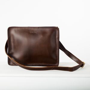 Leather iPad Bag Tablet Case And A4 Document Folio Bag - new gifts for him