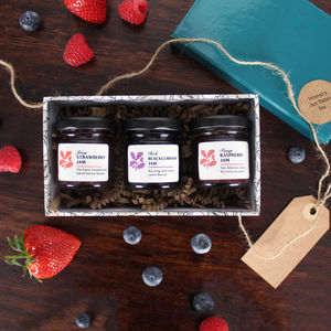 'You're Totally My Jam' Personalised Taster Box