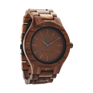 Green Sandalwood Wood Watch – Driftwood Watches - men's accessories
