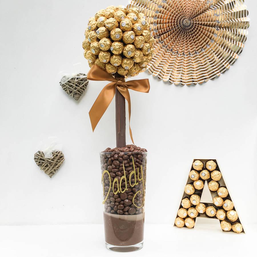 Personalised Ferrero Rocher 174 Sweet Tree By Sweet Trees