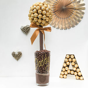 Personalised Ferrero Rocher® Sweet Tree - sweets