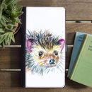 Inky Hedgehog Flip Phone Case
