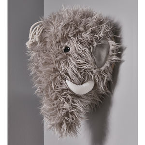 Mammoth Wall Decoration - children's room