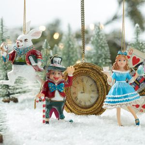 Alice In Wonderland Christmas Decorations
