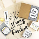 'Feel Better Box' Get Well Soon Gift Box