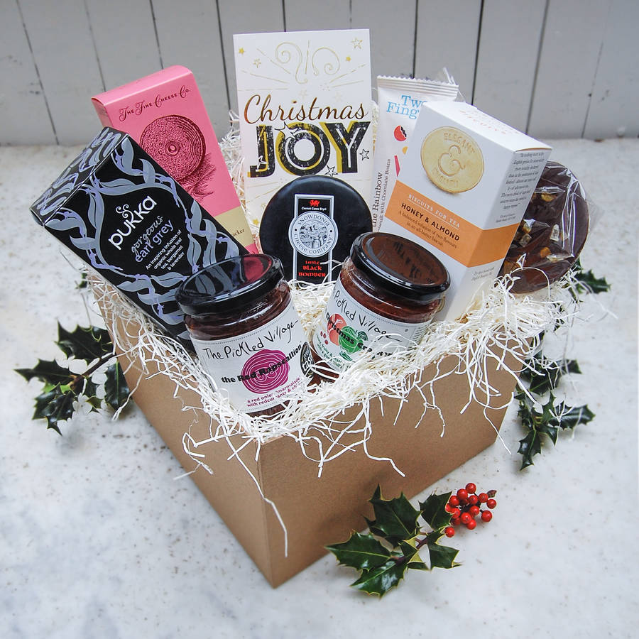 'Christmas Joy' Luxury Hamper