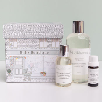 Sleepy Baby Gift Set