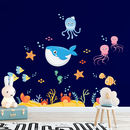 Under The Sea Wall Decal Sticker Set