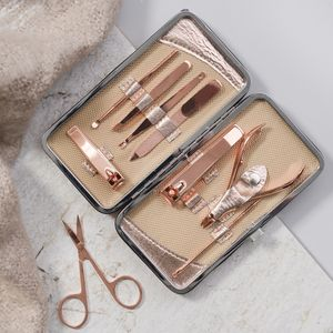 Personalised Ladies Manicure Set - gifts for teenage girls