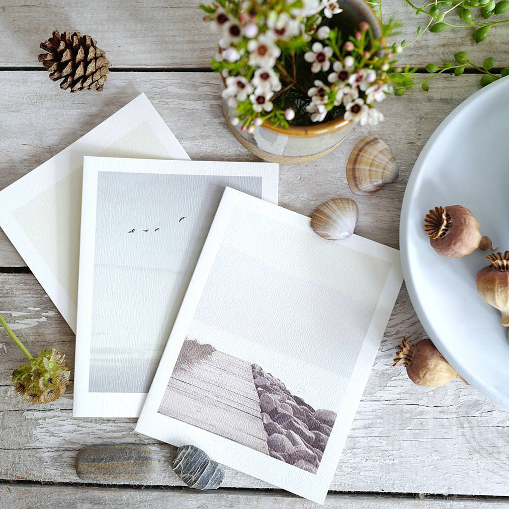 Boxed Set Of Eight Nature Notecards