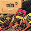 'Outdoor Adventure' Protein Snack Jerky Gift Selection