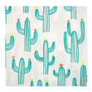 Cactus Party Napkins
