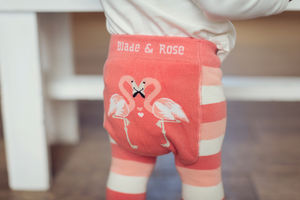 Flamingo Leggings - clothing