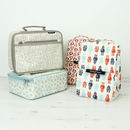 Lunch Boxes also available