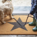 Star Doormat Large