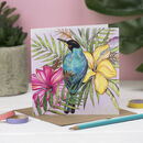 'Tropical' Mixed Pack Of Ten Greeting Cards