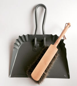 Workshop Dustpan And Brush