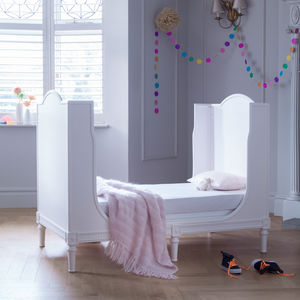 Raffaella Cot Bed - cots & cribs