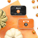 Personalised Halloween Trick Or Treat Tin
