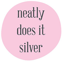 neatly does it silver