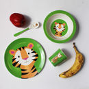 Tiger Melamine Tableware