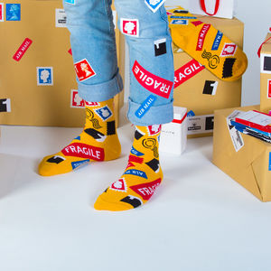 First Class Socks By Michael Arnold