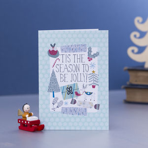 'Tis The Season Christmas Card Pack