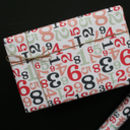 Numbers Wrapping Paper