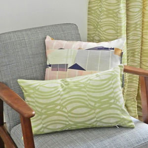 Ripple Rectangular Cushion Cover