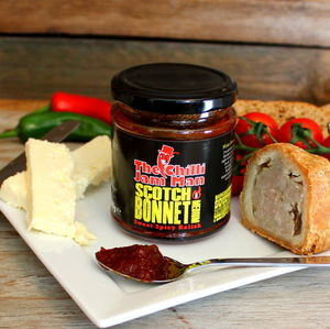 Scotch Bonnet Chilli Jam - jams & preserves