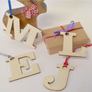 Initial Letters Gift Tags
