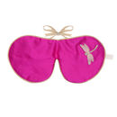Holistic Silk Lavender Eye Mask Pink