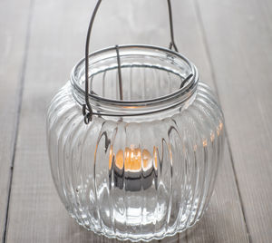 Calcot Glass Votive Large - home accessories
