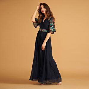 Bennie Sequin Maxi Dress - new in fashion